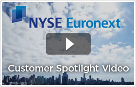 NYSE Euronext - Customer Spotlight Video