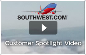 Southwest Airlines - Customer Spotlight Video