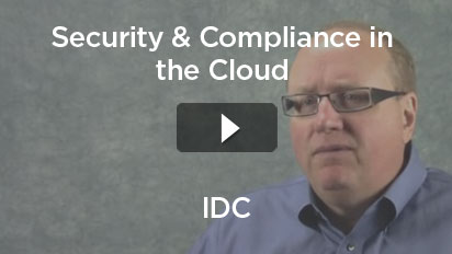 Security and Compliance in the Cloud with IDC Analyst Chris Christiansen