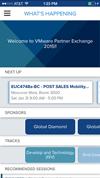 Partner Exchange 2015 Mobile App - iOS - What's Happening