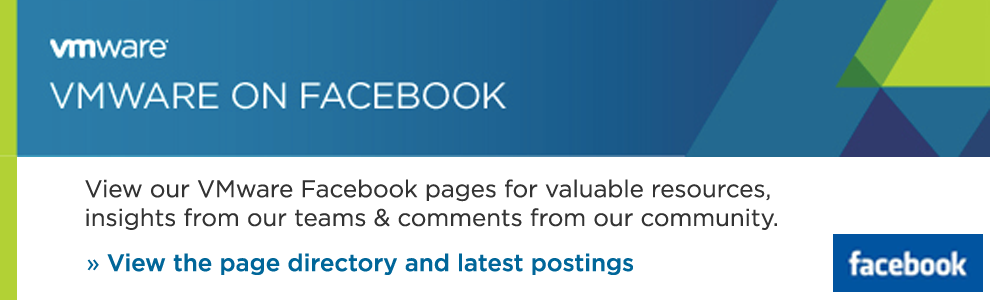 View the VMware Facebook Page Directory